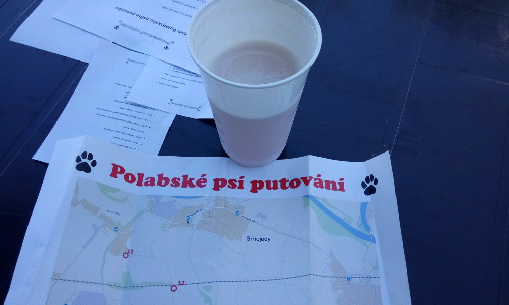 II- Polabské psí putování